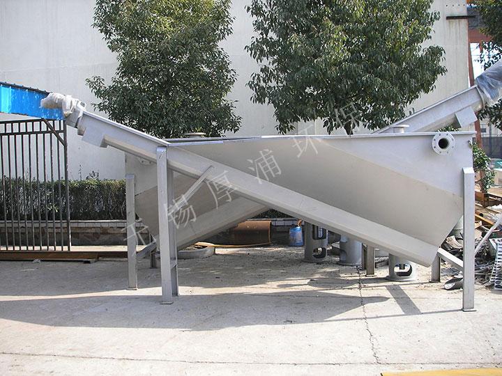浙江污水厂-砂水分离器