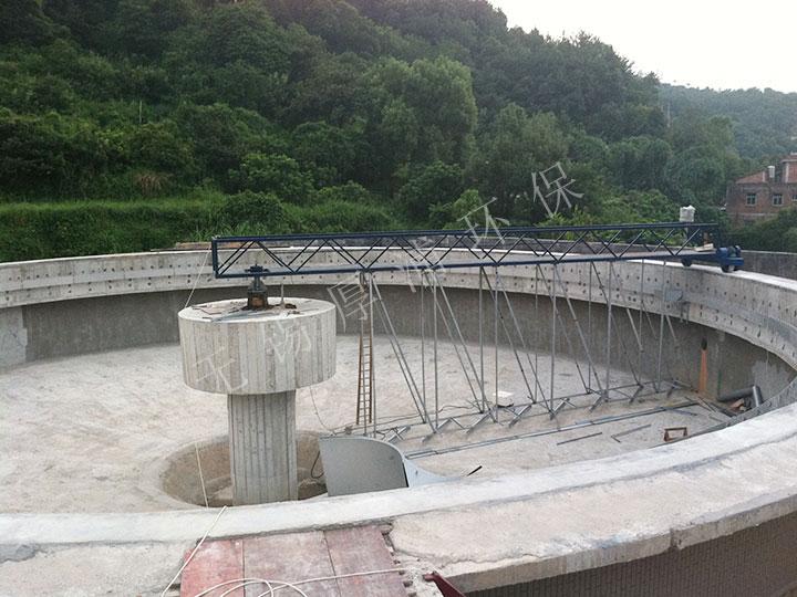 福建污水厂-刮泥机