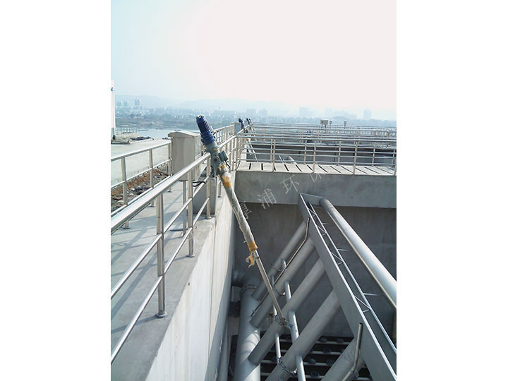 河北污水厂-滗水器